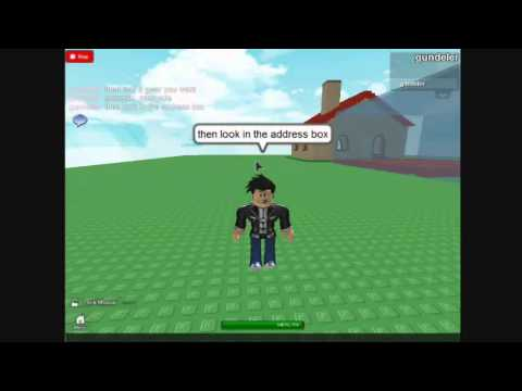 Roblox how to Find gear codes - YouTube