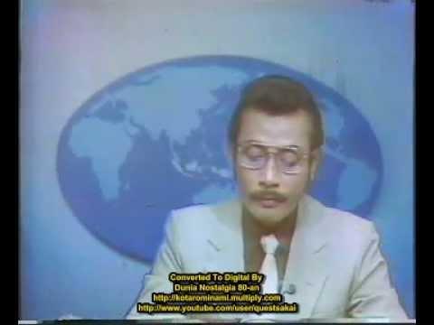 Berita Terakhir Jadul thn 82-an - YouTube