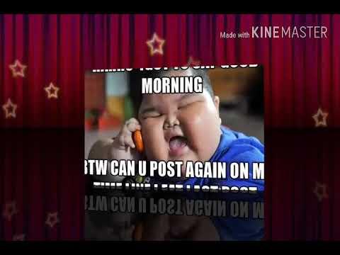 Good morning wish video bangla by Antu Khan
