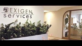 Exigen Services Latvia, stāsts par uzņēmumu