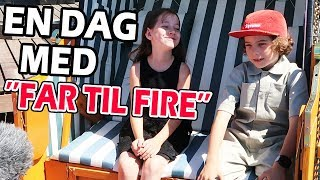 En dag med ''Far til fire''