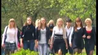 """Школьная жизнь выпускников 11-В кл 2012г. (отрывок из видеофильма """"Прощай школа"""")"""