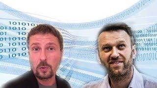 Шарий vs Навальный. Смысл конфликта