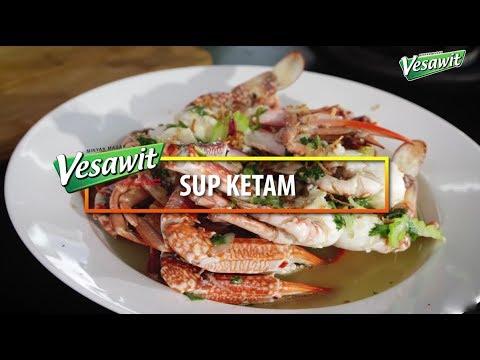 Resepi Sup Ketam Segmen Dapur Panas Bersama Vesawit