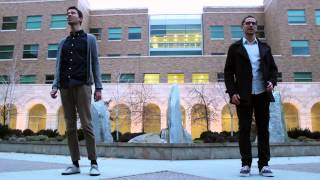 """Glorious"" by David Archuleta from Meet the Mormons Cover By Braden R.  & Jonathan B."