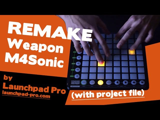 Launchpad Project Files, Sample packs and Tutorials