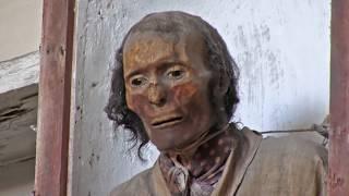 Sicilia -- Palermo -- Catacombe dei Cappuccini