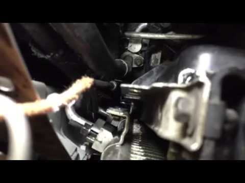 pt cruiser radiator replacement youtube