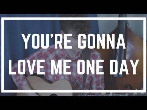 You're Gonna Love Me One Day - Brent Hickson - Acoustic Cover - UK British Country Music Singer