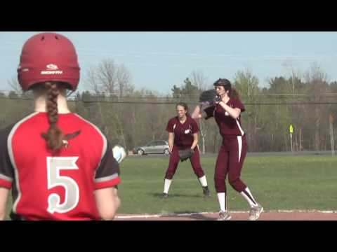 NCCS - Beekmantown Softball 5-12-16