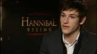 Interview with Gaspard Ulliel