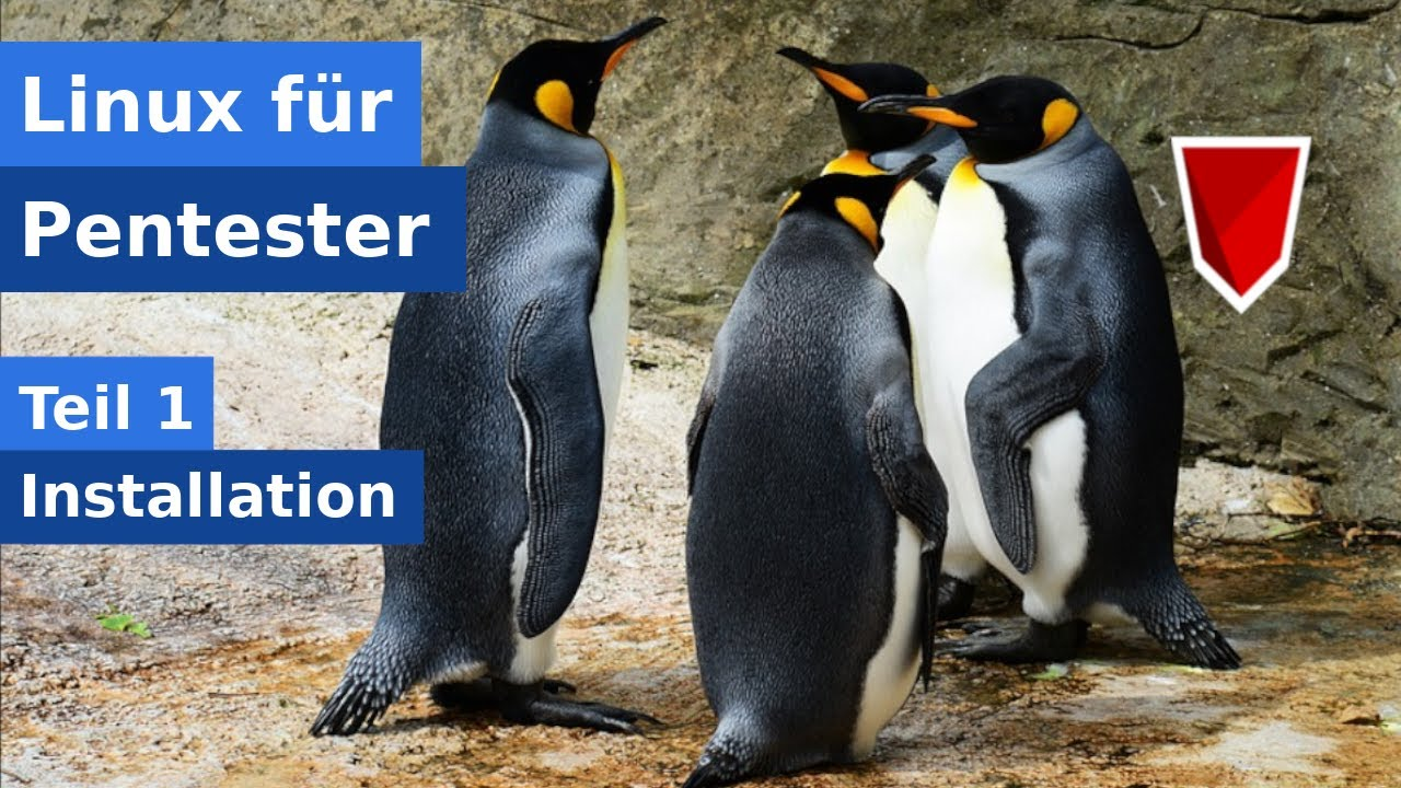 Linux Administration für Security Einsteiger - Teil 1