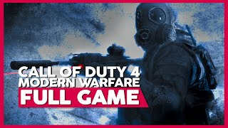 Modern Warfare 1 | Full Gameplay/Playthrough | PC 60fps | No Commentary