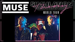 MUSE -  2019 Simulation Theory World Tour [Official Trailer]