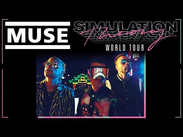 MUSE —  2019 Simulation Theory World Tour [Official Trailer]