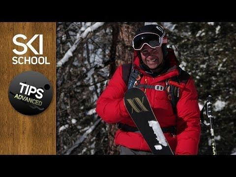 How To Put Skis On In Powder - Advanced Tips for Powder Skiing