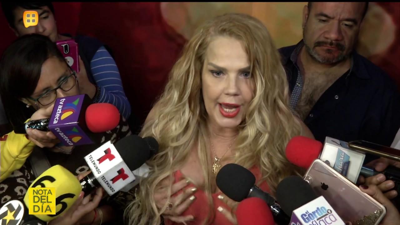 Niurka Se Desnuda En Plena Conferencia De Prensa Ventaneando