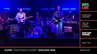 """Rogue Wave Performs """"College"""" on AXS Live"""