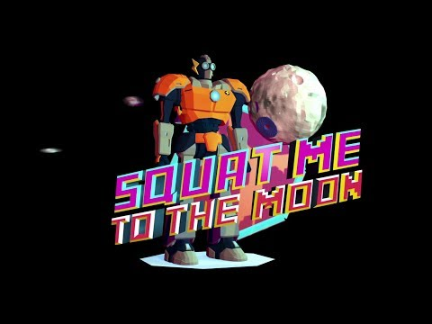 Shape Up - Squat Me to the Moon Gameplay [NORTH AMERICA]