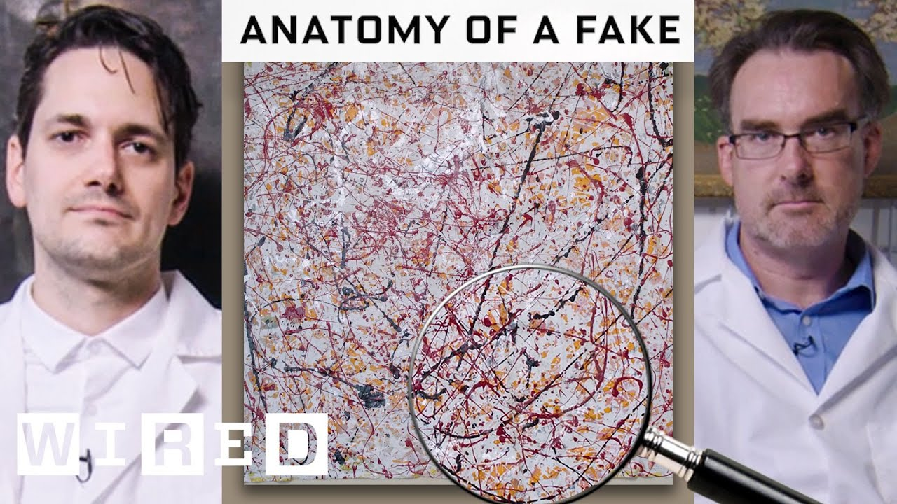 Forgery Experts Explain 5 Ways To Spot A Fake | WIRED