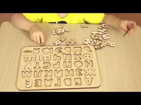 Азбука Изучаем буквы