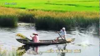 Quê Hương Phương Mỹ Chi Video Lyric + Kara ] ( êm đềm )