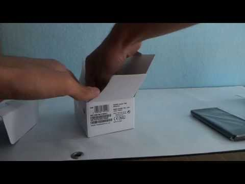 Huawei Ascend Y300 okostelefon kicsomagoló videó | Tech2.hu