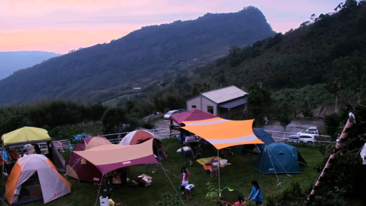 好自在露營區 - YouTube