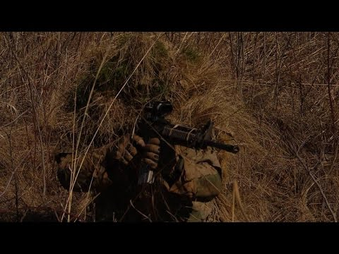 The making of an American sniper