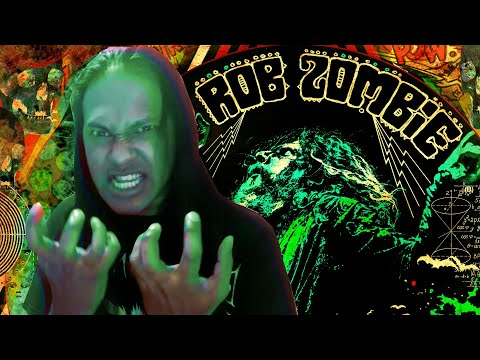 ROB ZOMBIE The Lunar Injection Kool Aid Eclipse Conspiracy Album Review | BangerTV