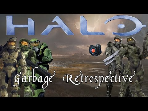 A Garbage Retrospective Of Halo