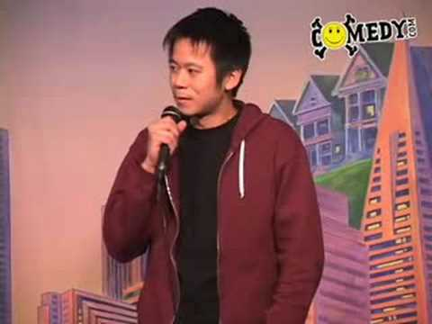 Sheng Wang - Goodwill Clothes Hunting - Comedy.com