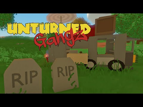 GangZ | Unturned PVP | 09 ULTRA RARE VEHICLE FIND!!!