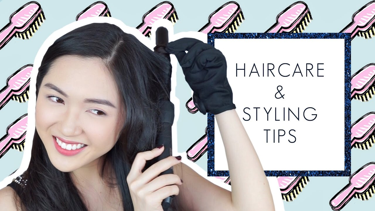 Các Tips Dưỡng Tóc – Haircare & Styling Tips   Chloe Nguyen