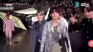 [MAMA Japan 2018] BTS FUNNY MOMENT