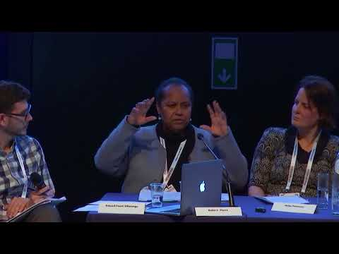 CPDP 2018: PRIVACY, HEALTHCARE AND HUMAN-ROBOT INTERACTION.