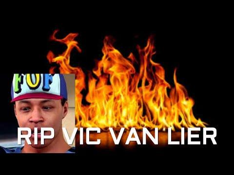 Victor Van Lier Tribute (ACTUAL CAR ACCIDENT FOOTAGE ...