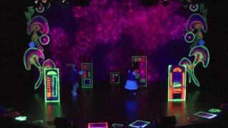 Download JET SET //  Танцевальный спектакль // Алиса в стране чудес Mp3 and Videos