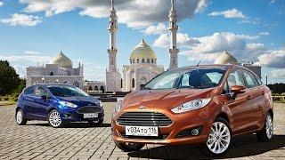Тянет резина  Тест драйв Ford Fiesta(, 2015-09-04T15:27:46.000Z)