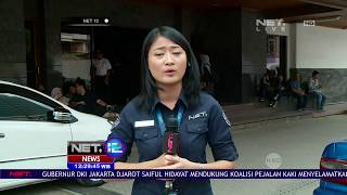 Live Report - Audiensi Kasus Bullying Universitas Gunadarma  - NET12