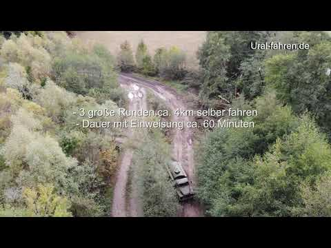 Ural 375 D selber fahren BMP Tatra 813