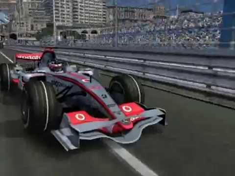 F1 Croteam Monaco 2008