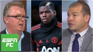 Reacting to Paul Pogba's comments: Is he leaving Manchester United soon? | ESPN FC