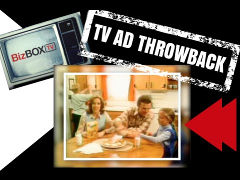 Old Ads: Triscuit TV Commercial 1960 1970 1980 Classic Television Ad Spot - BizBOXTV