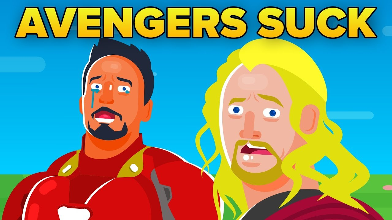 Why Being An Avenger Would Suck (Disney Marvel Avengers Endgame 2019)