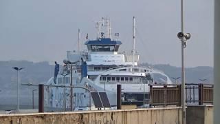 イタリア〔メッシーナ海峡〕の鉄道連絡船①