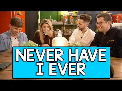 NEVER HAVE I EVER (ft. SORTED FOOD) // Grace Helbig