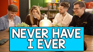 NEVER HAVE I EVER (ft. SORTED FOOD) // Grace Helbig