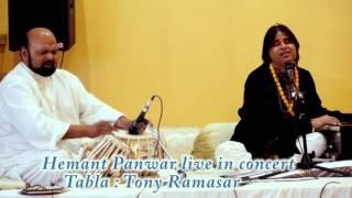 Hemant Panwar - Live in Concert with Tony Ramessar