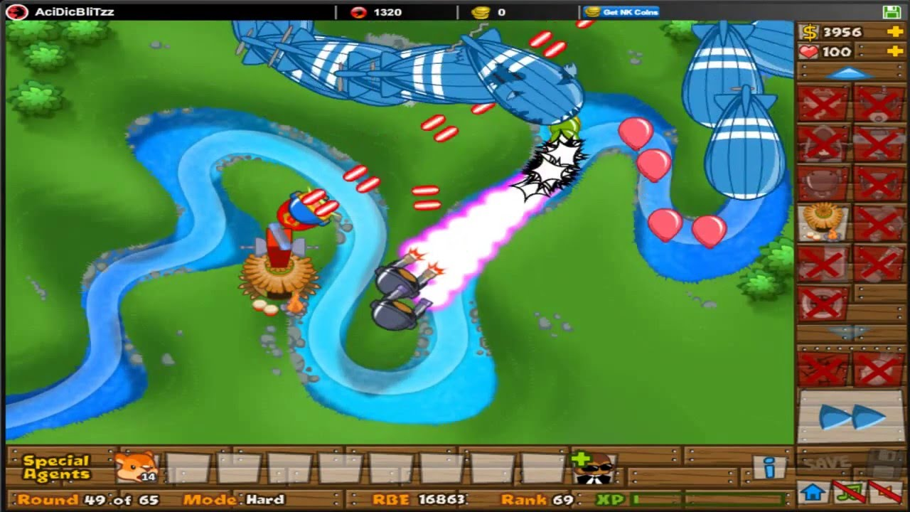 Bloons Super Monkey - Bloons Tower Defense
